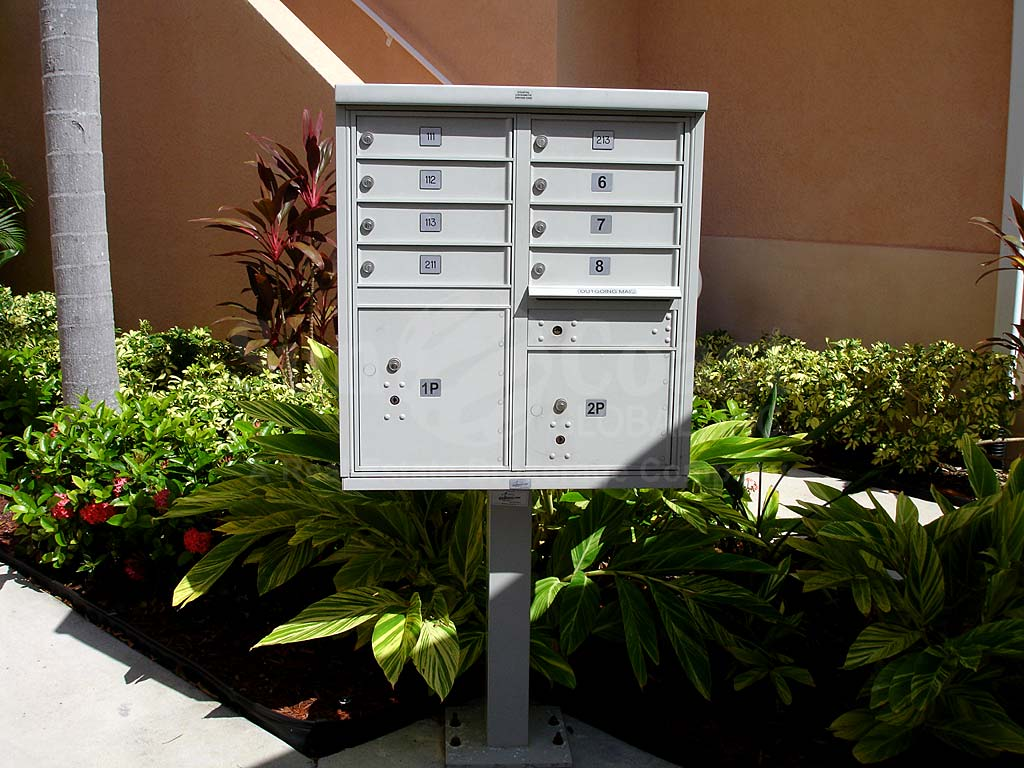 Tuscany Gardens Reserve Postal Boxes