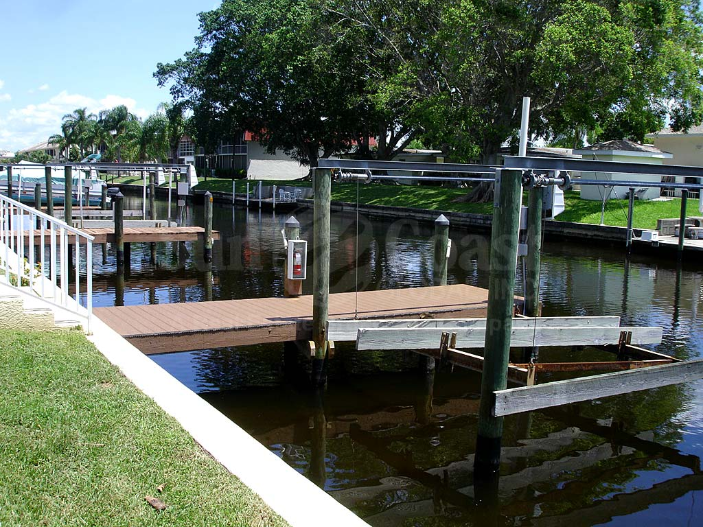 Viceroy Townhomes Docks