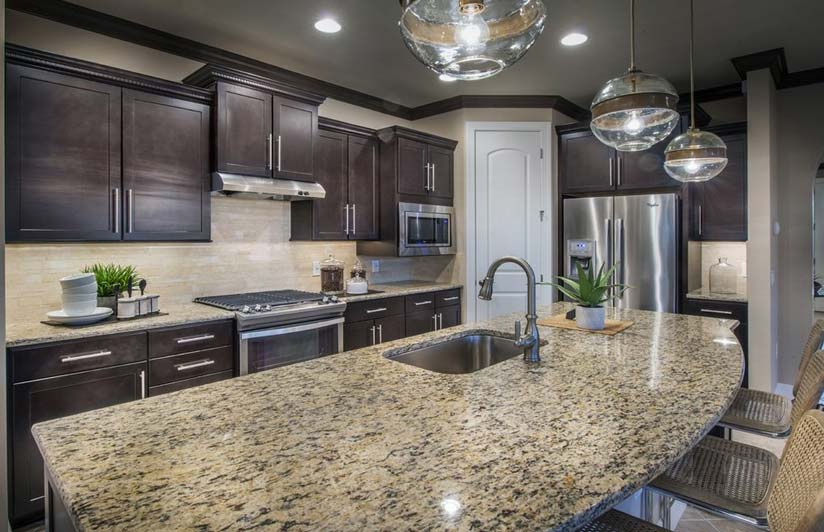 Summerwood Model Home in Corkscrew Shores, Estero, By Pulte