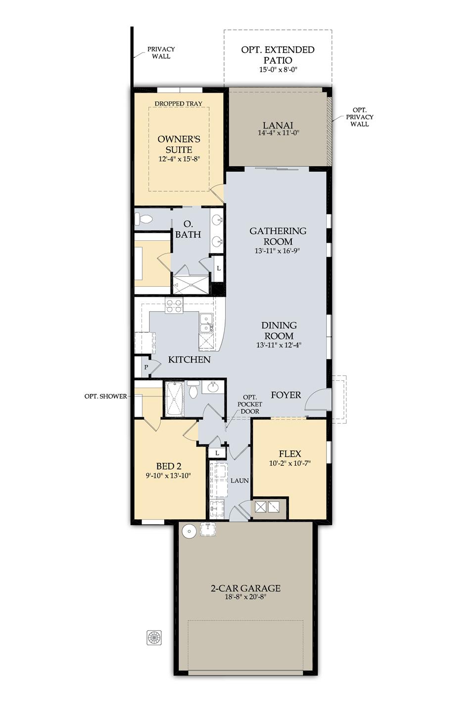 Villas At Tidewater Real Estate Estero Florida Fla Fl
