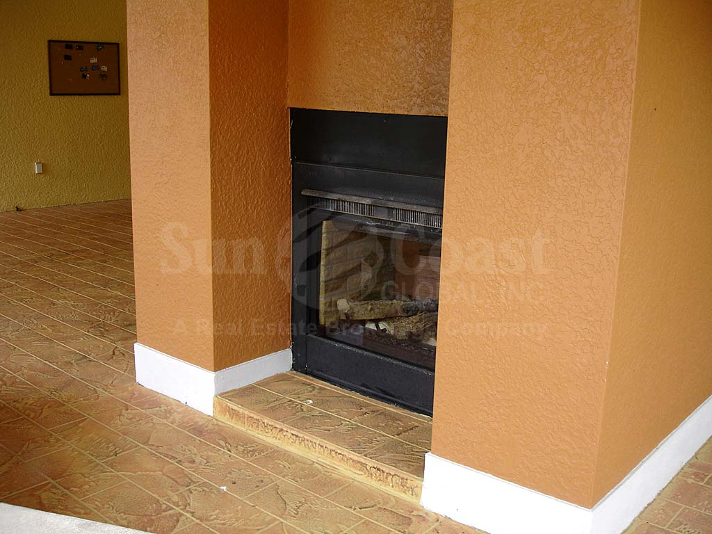 Bella Casa Fire Place