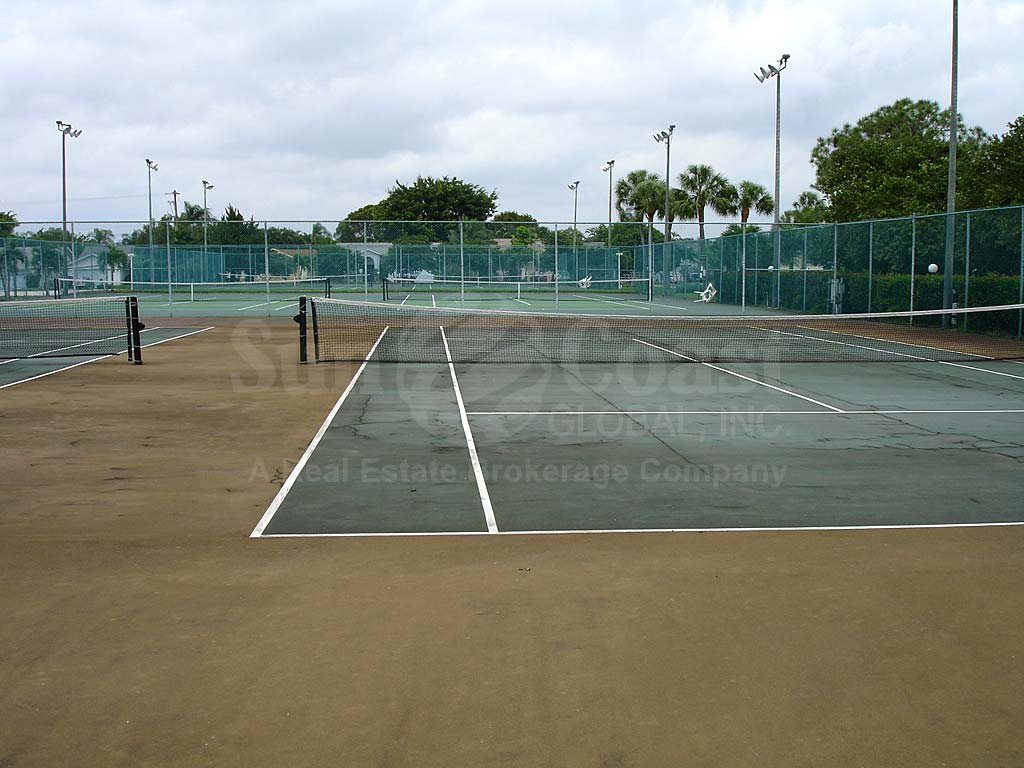 Brookshire Tennis Courts
