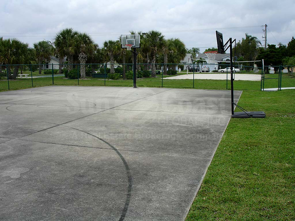 Brookshire Basketball Courts