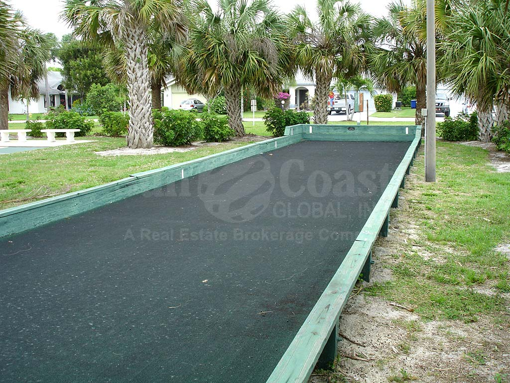 Brookshire Bocce Ball Courts