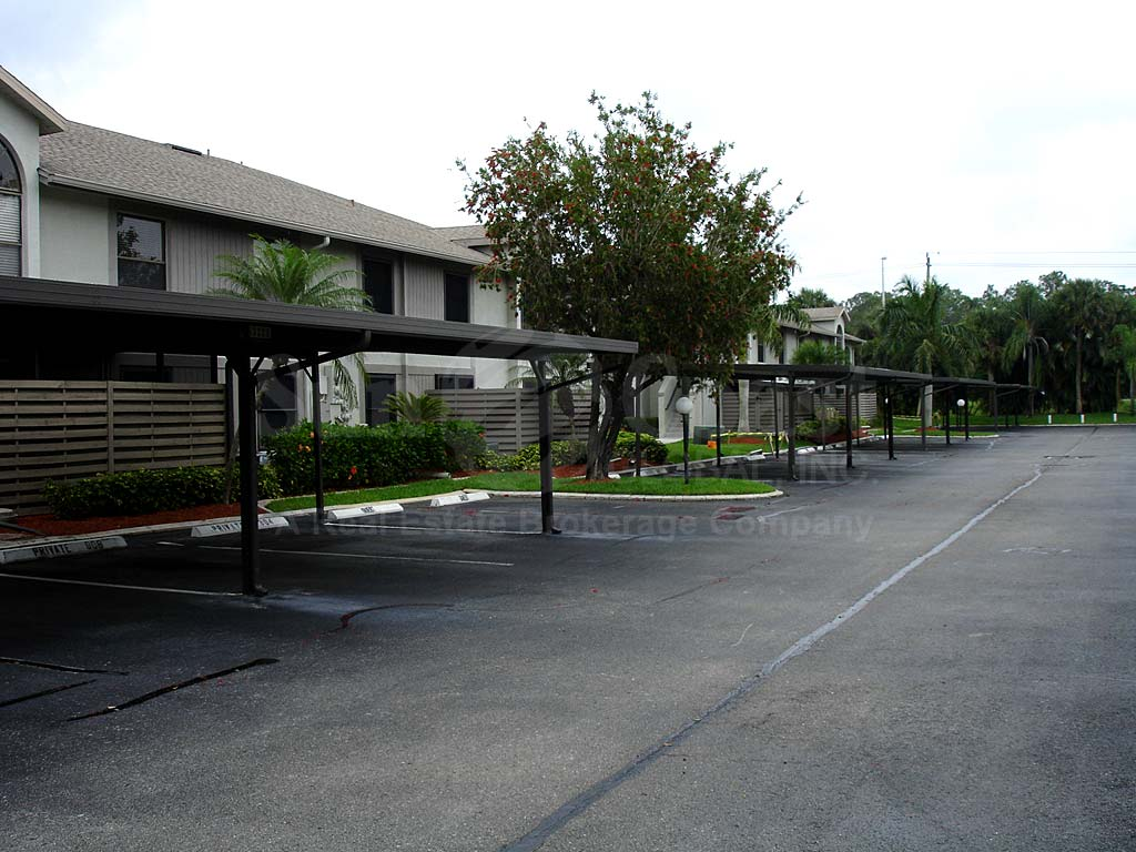 Brookshire Village Covered Parking