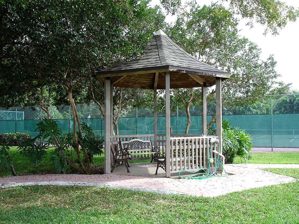 Caloosa Yacht And Racquet Club Gazebo