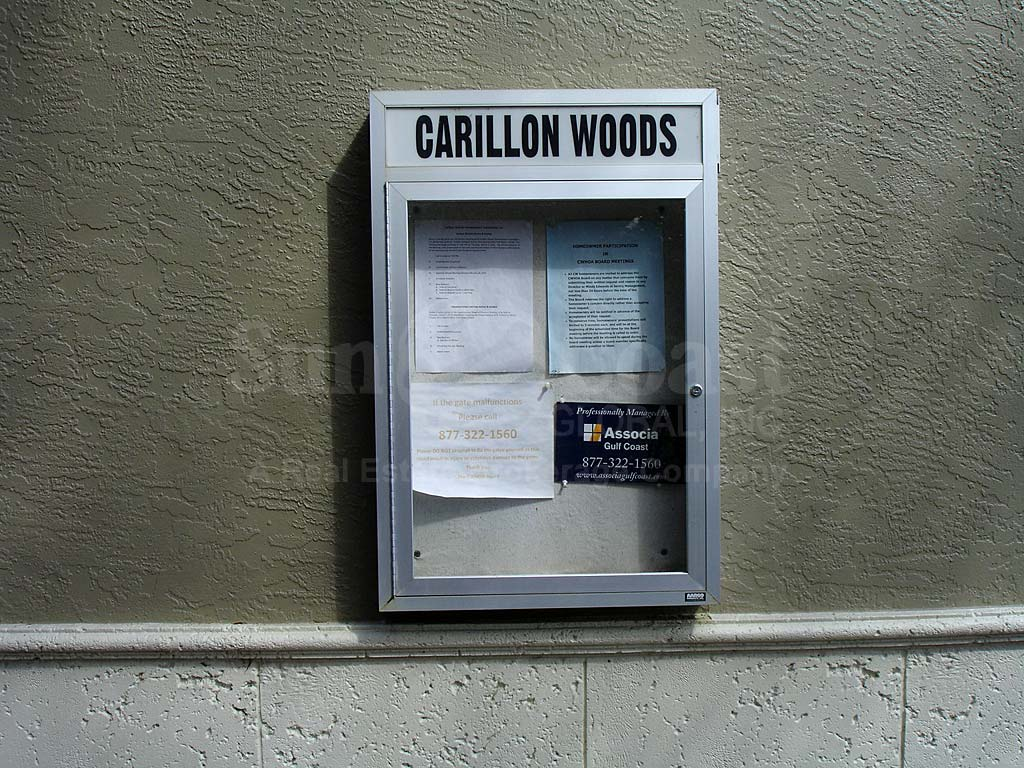 Carillon Woods Message Board