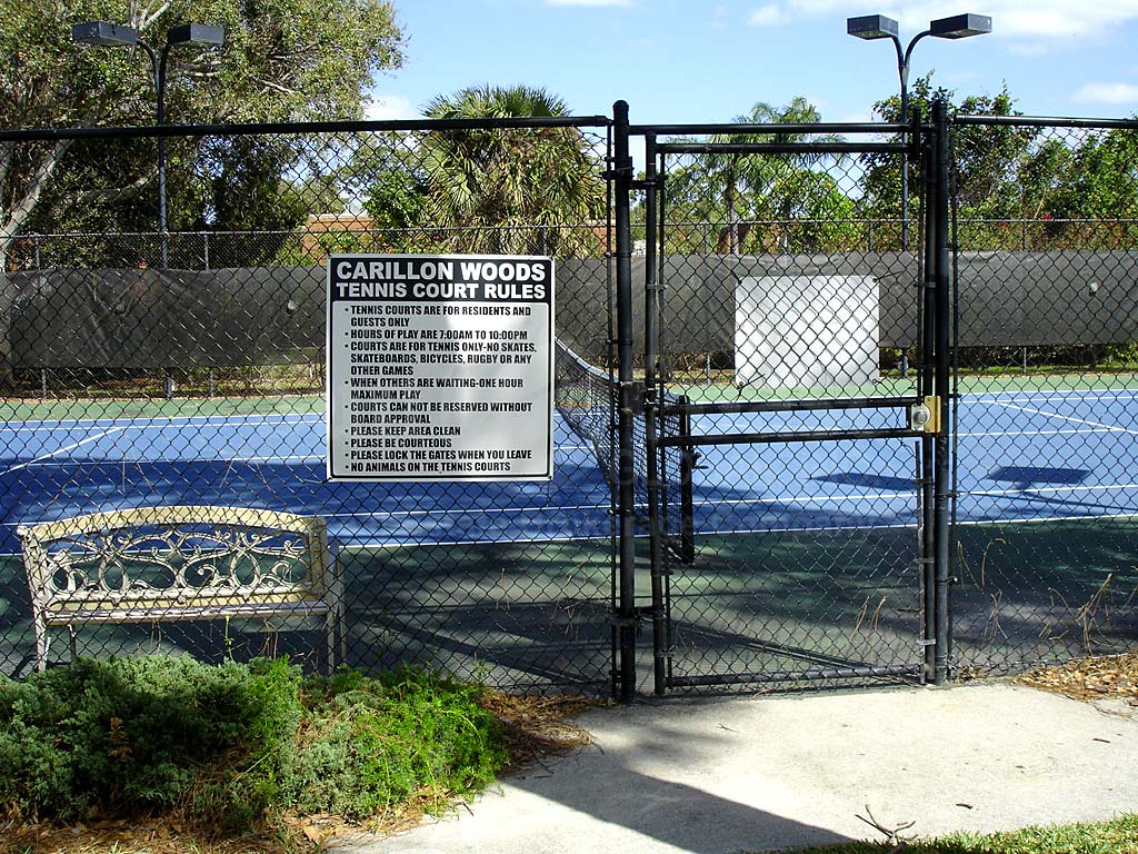 Carillon Woods Tennis Courts