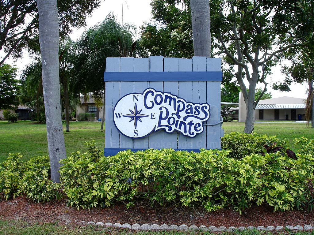 Compass Pointe Signage