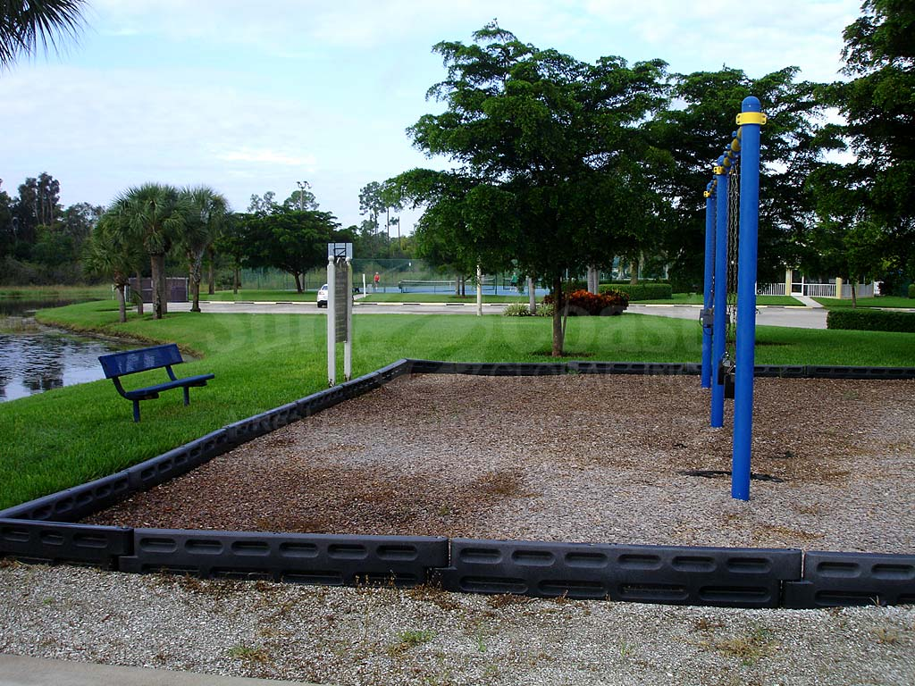 Cross Creek Estates Playground