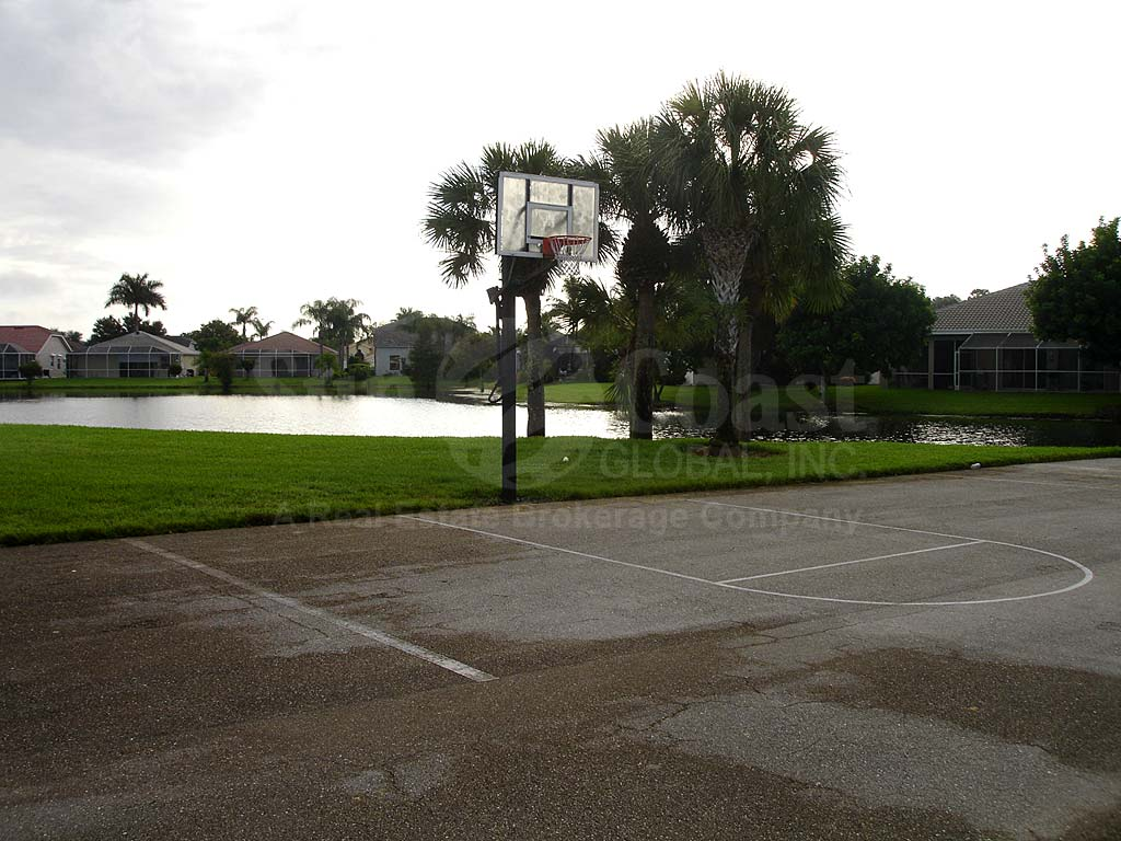 Cross Creek Estates Basketball Courts