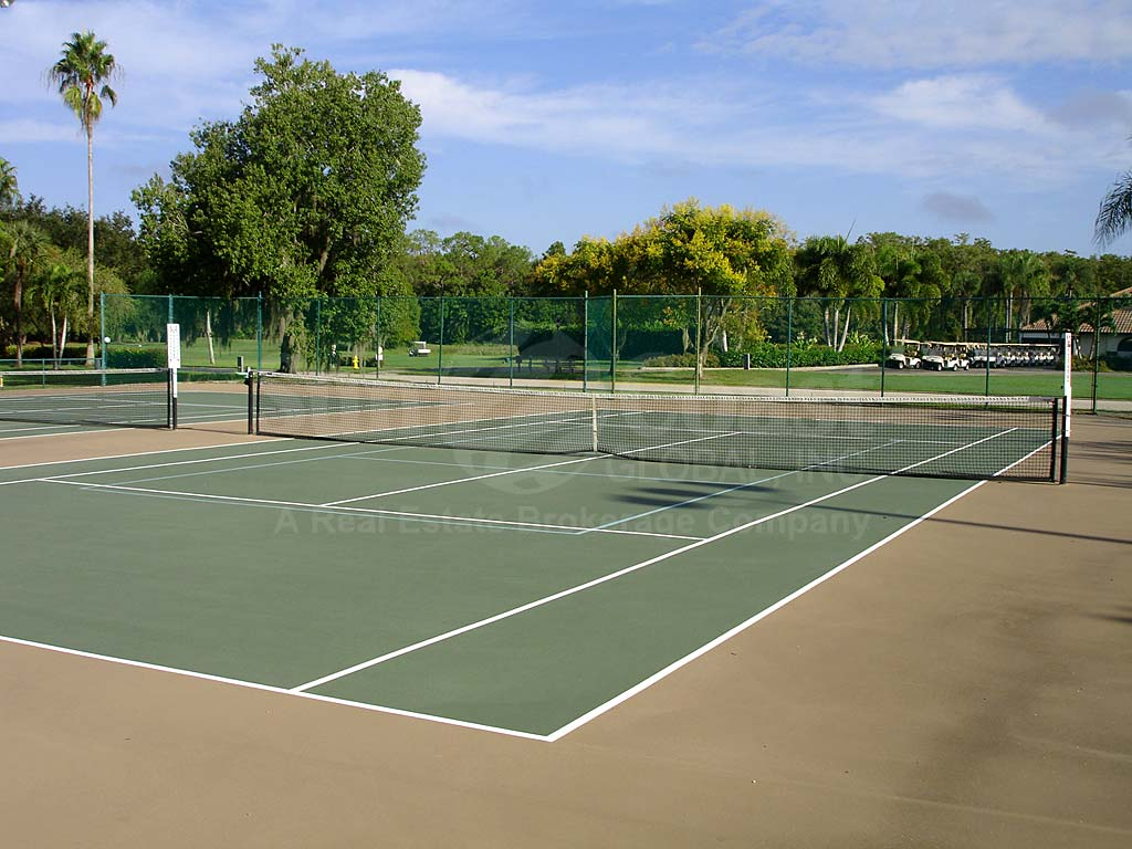 Cross Creek Tennis Courts