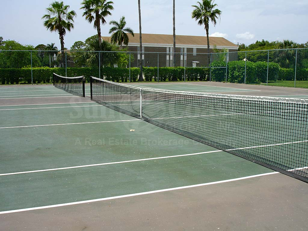 Greengate Tennis Courts