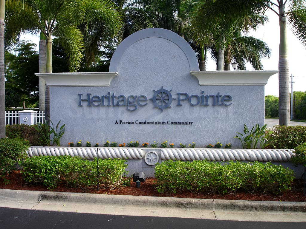 Heritage Pointe Signage