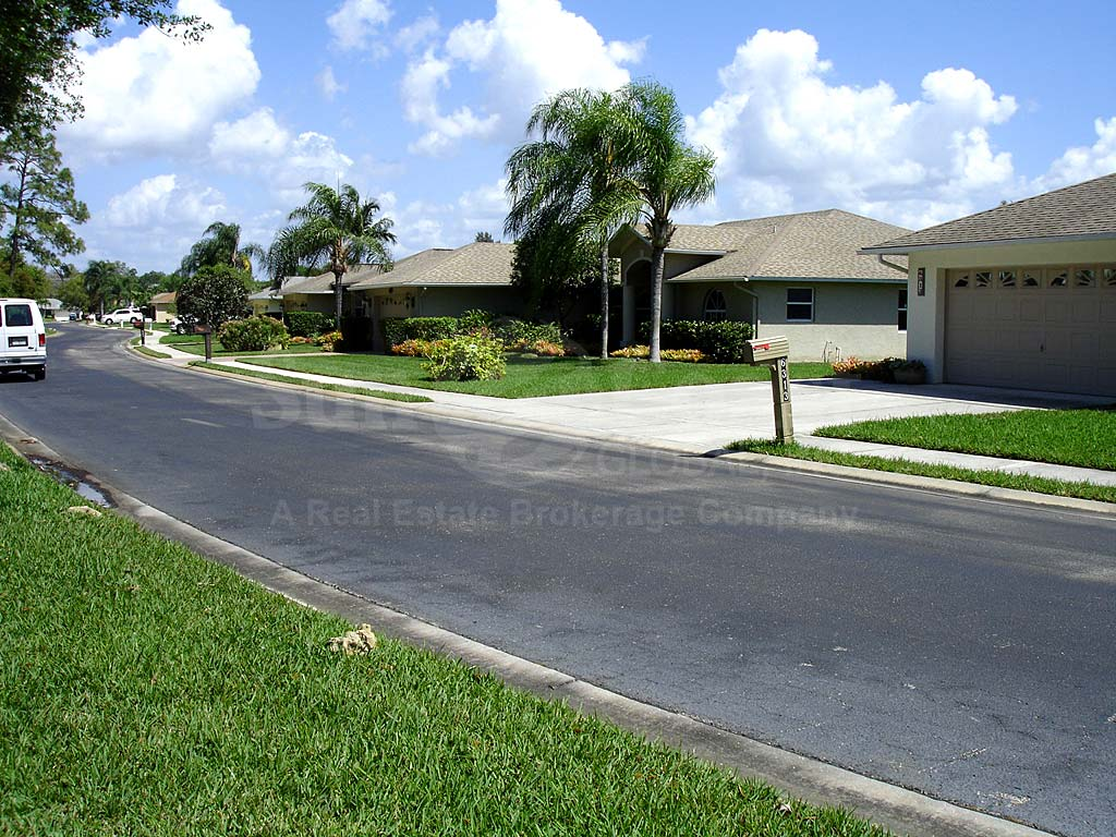 Highland Pines Estates Homes