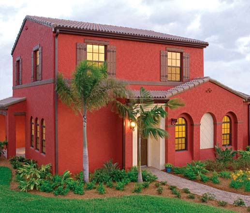 Escondido Model Townhome in Paseo