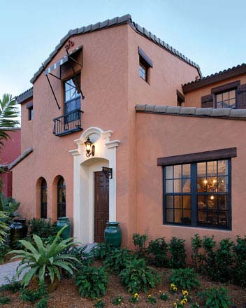 Capistrano Model Townhome in Paseo