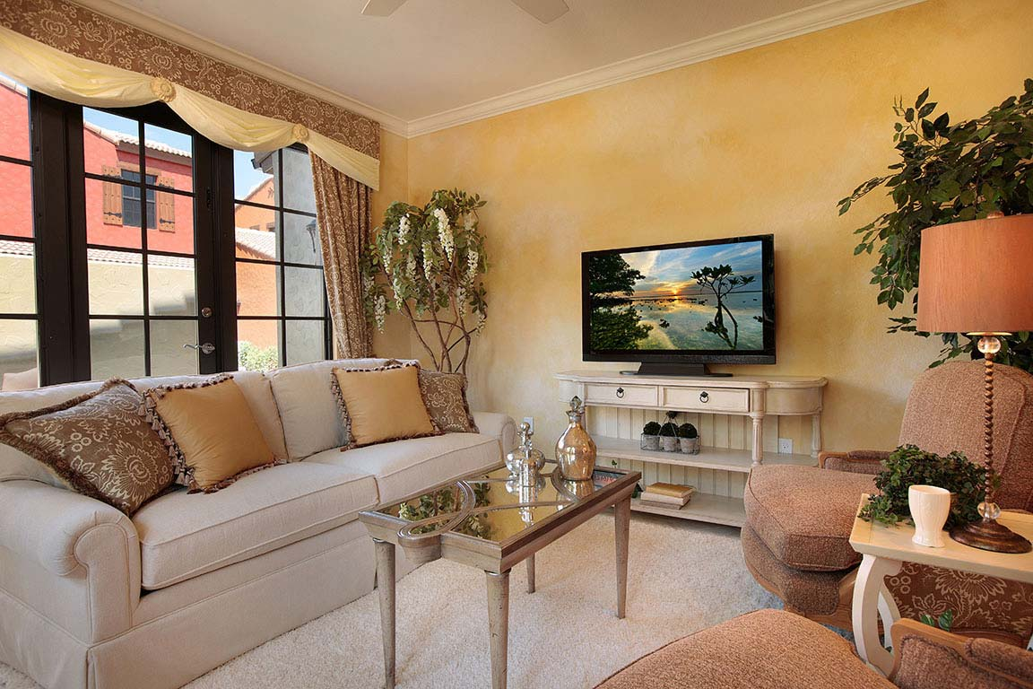 Castella Model Townhome in Paseo