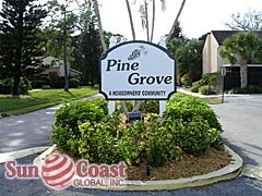 Pine Grove Community Sign