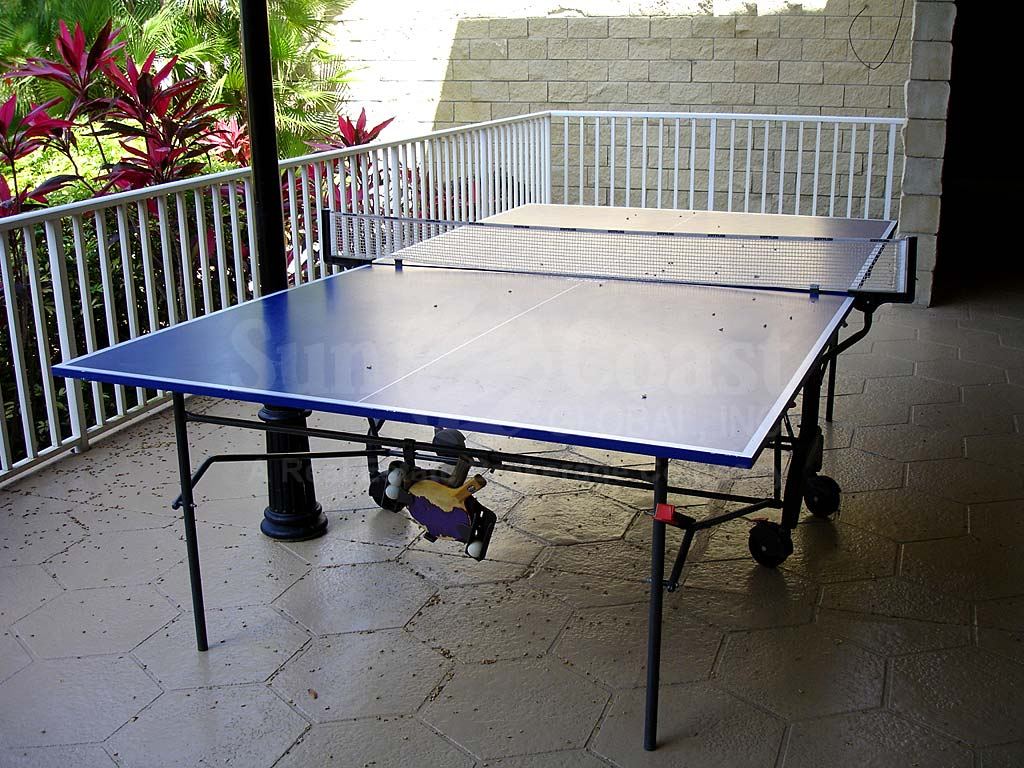 Seven Lakes Ping Pong Table
