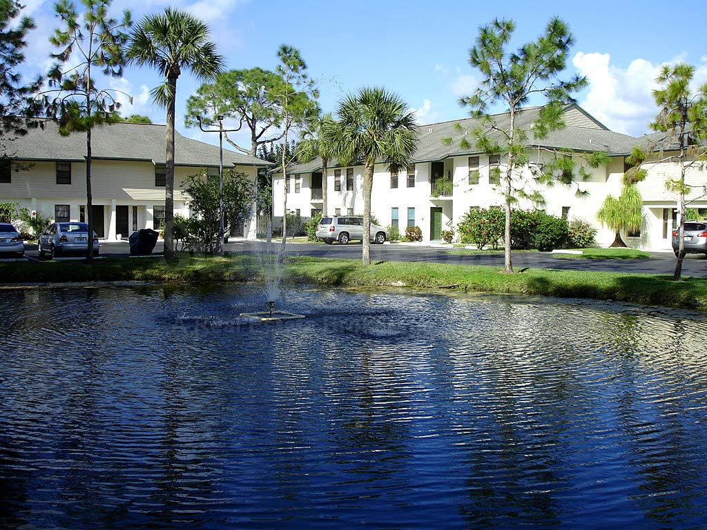 The Village Condominiums View of Water
