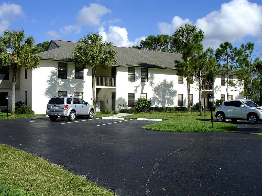 The Village Condominiums Uncovered Parking
