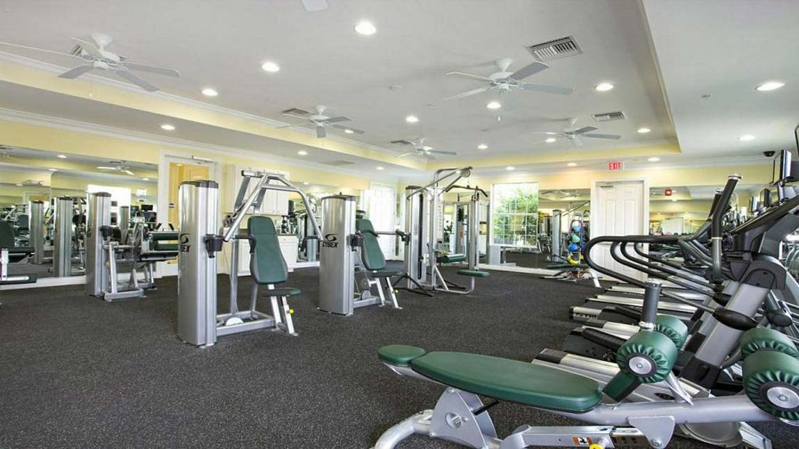 Tortuga Fitness Facilities