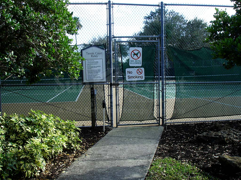 Venetian Palms Tennis Courts