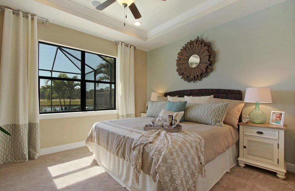 Bedford II Villa Model Home in Whispering Palms, Fort Myers by Pulte Homes
