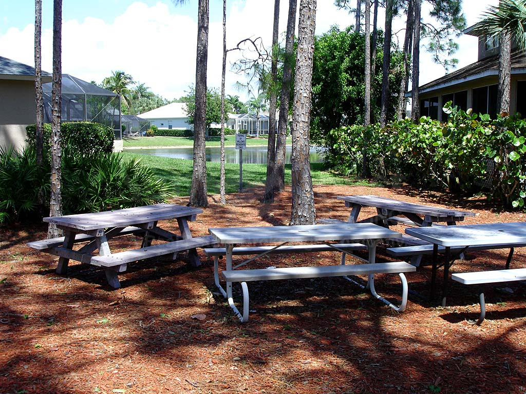 Willows Picnic Benches