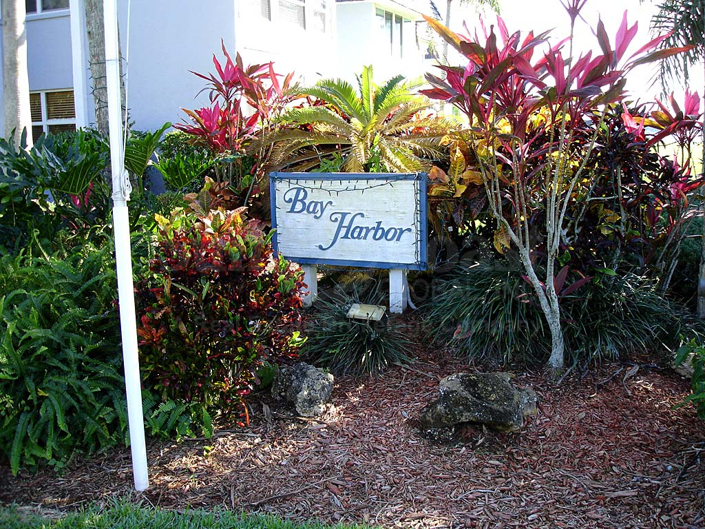 Bay Harbor Signage