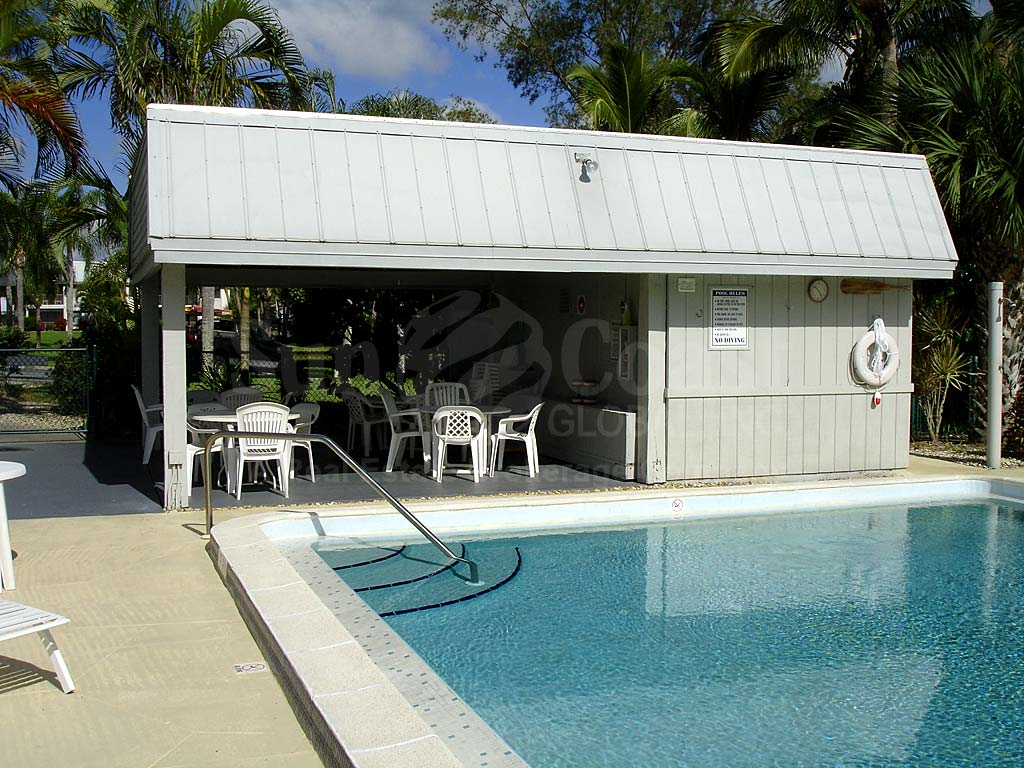 Harbour Village Community Pool and Sun Deck Furnishings