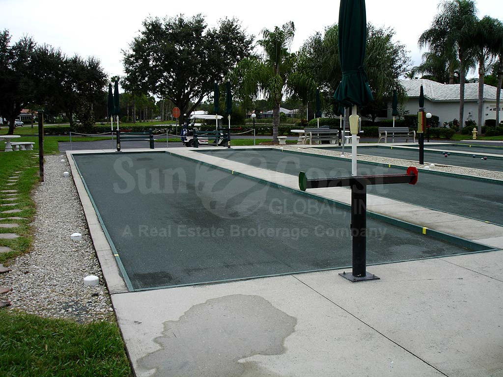 Herons Glen Bocce Ball Courts