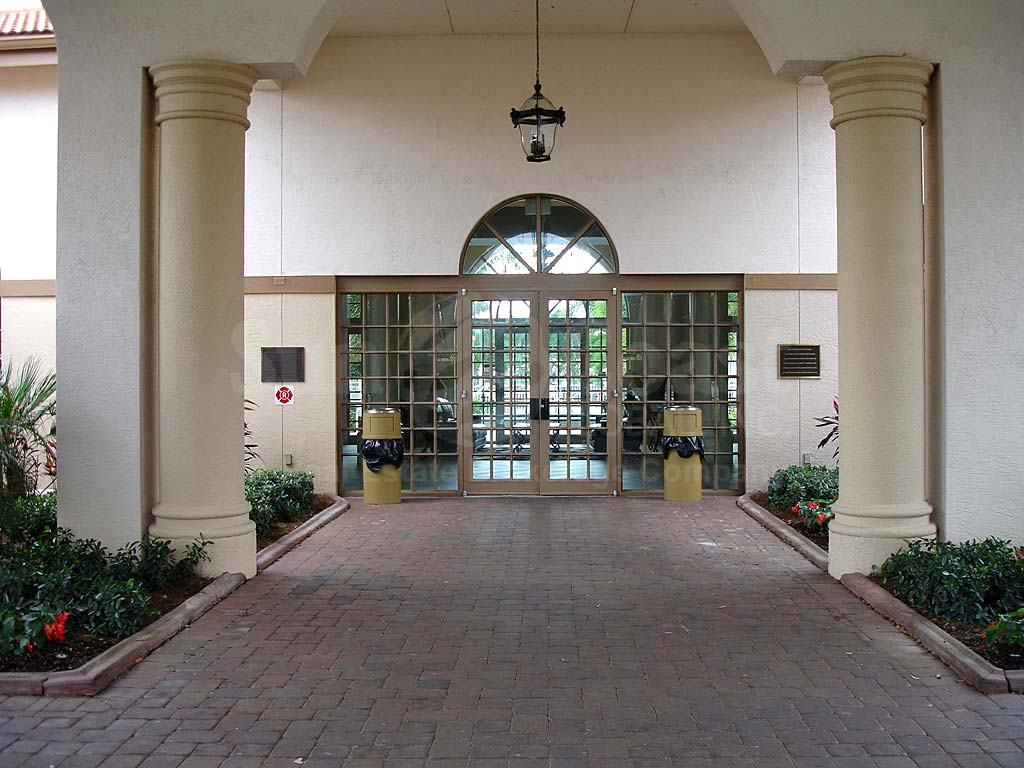 Herons Glen Lobby Clubhouse
