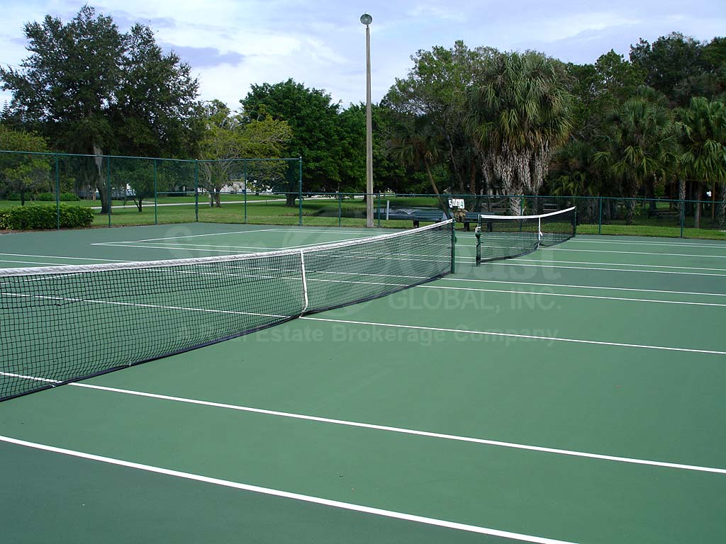 Hidden Acres Tennis Courts