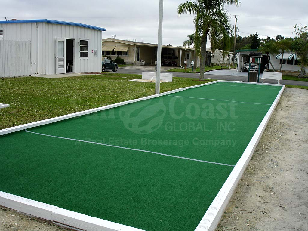 Lake Arrowhead Village Bocce Ball Courts