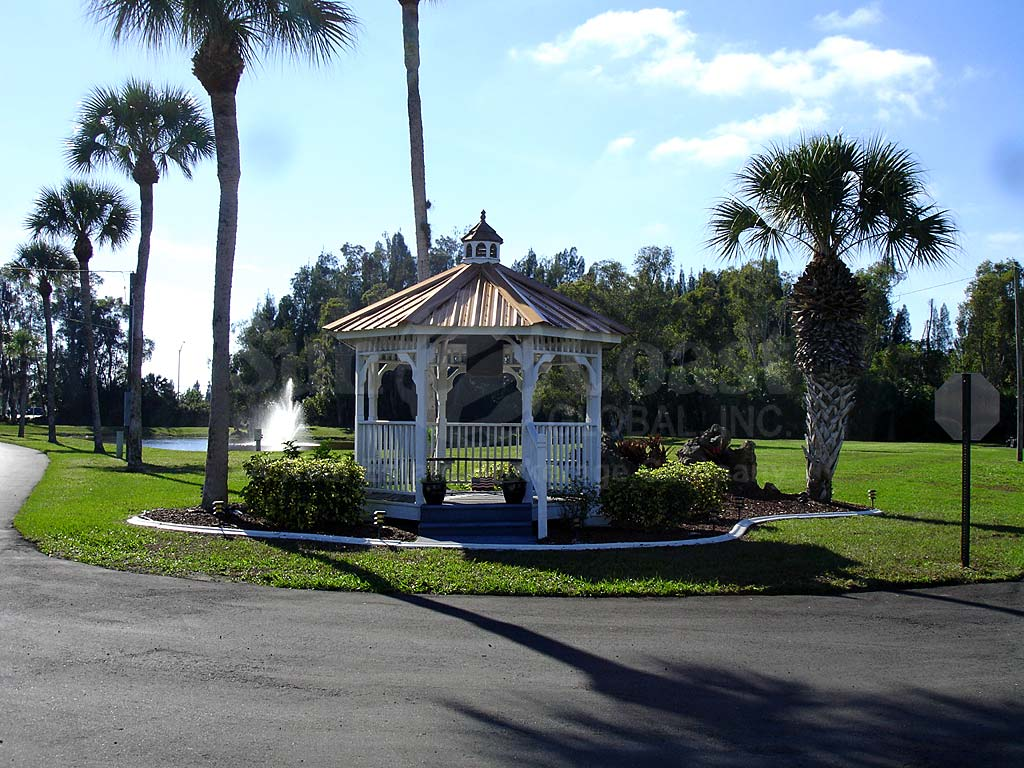 Lazy Days Village Gazebo