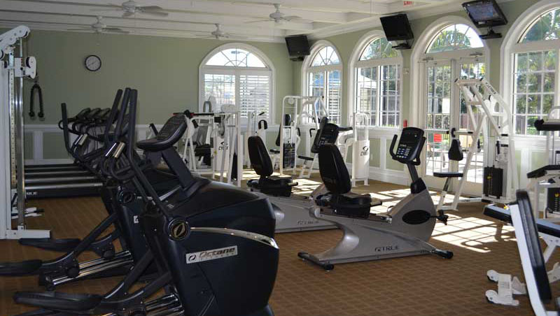 Moody River Estates Fitness Facilities
