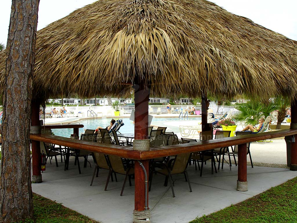 Pine Lakes Country Club Tiki Hut