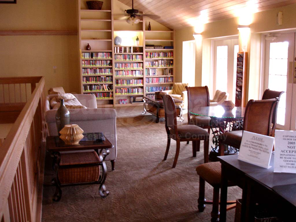 Pine Lakes Country Club Library