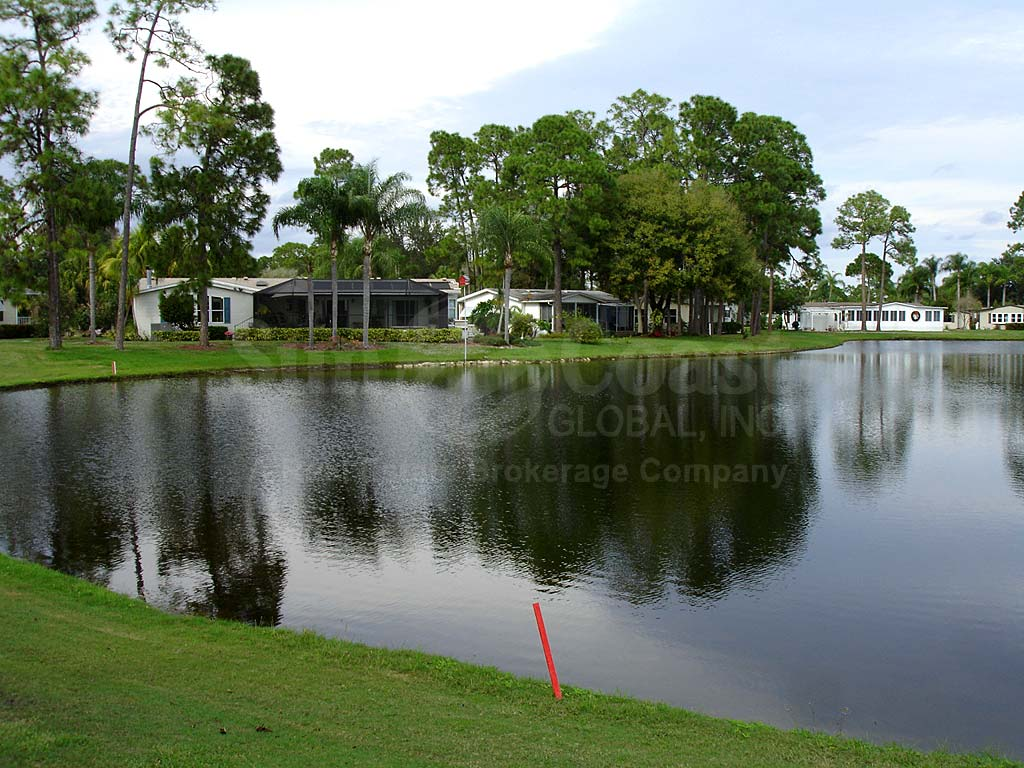Pine Lakes Country Club View of Lake