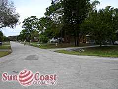 North Fort Myers Prairie Pines Preserve Area Single Family Homes
