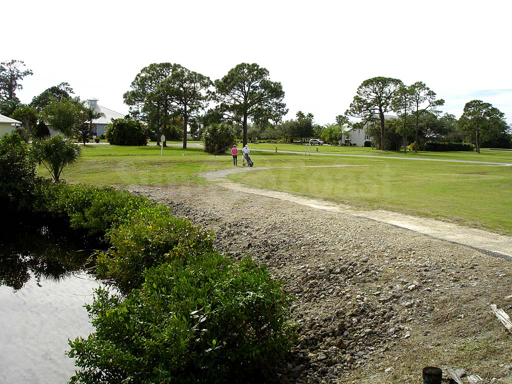 Riverbend View of Golf Course