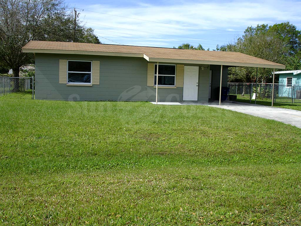 North Fort Myers Riverside Single Family Homes