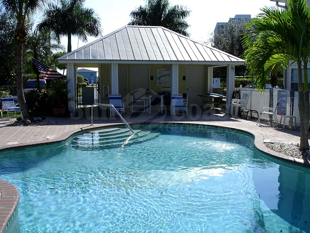 Shipyard Villas Community Pool