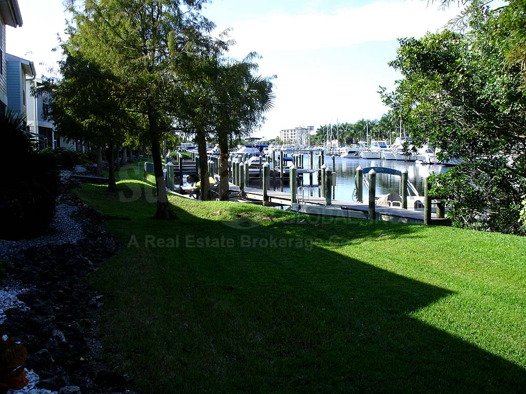 Shipyard Villas Boat Docks