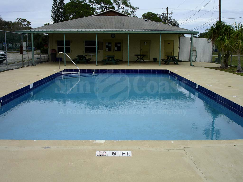 Spring Woods Community Pool