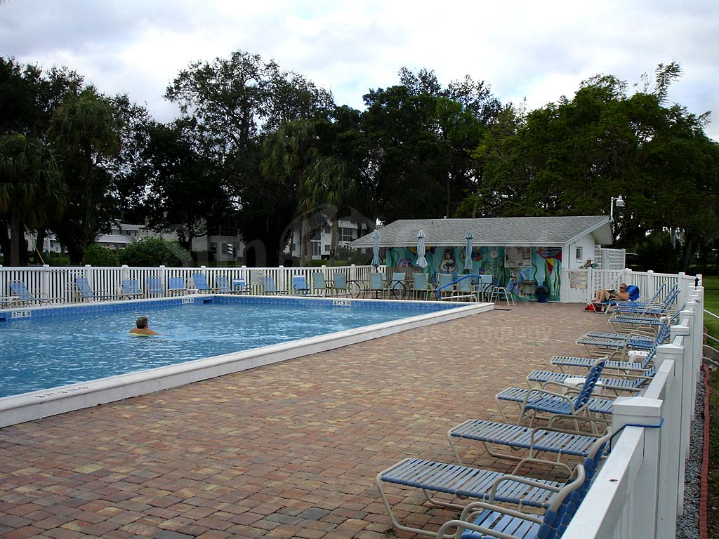 Tropic Terrace Community Pool