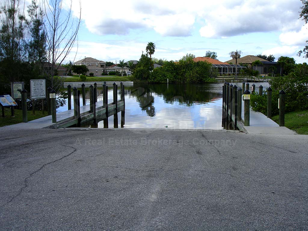 NW Cape Coral Boat Ramp