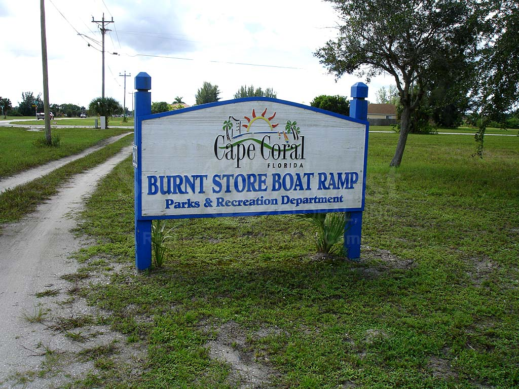 NW Cape Coral Signage